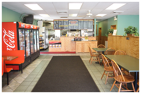 Laconia House Of Pizza Serves Delicious Pizza And More!